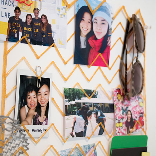 Photo Collage Display