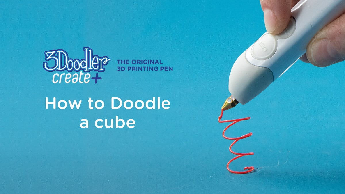 How to Doodle a Cube