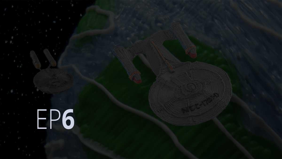 "Episode 6: Star Trek ""Crew Edition"" 3Doodler Create on Kickstarter"
