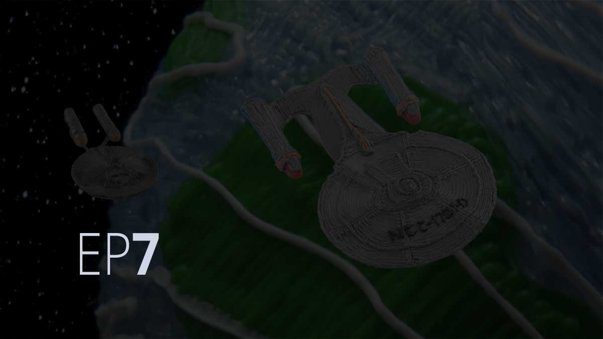 "Episode 7: Star Trek ""Crew Edition"" 3Doodler Create on Kickstarter"