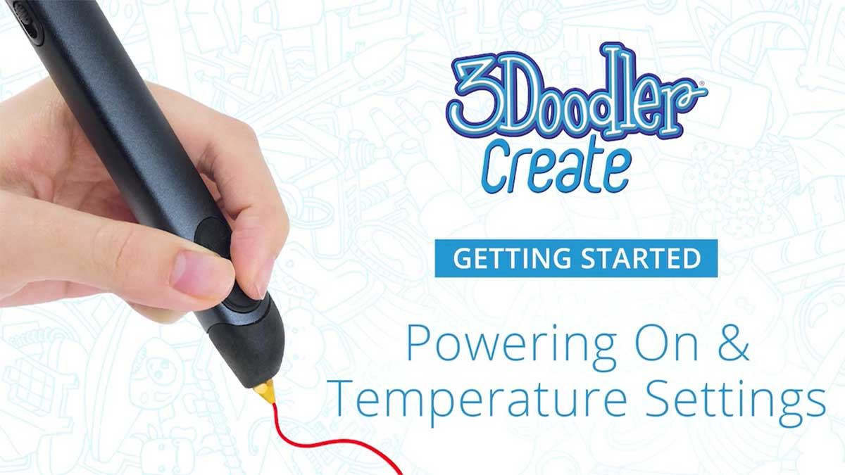 Powering On and Temperature Settings