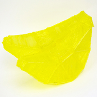 Banana Geometric Fruit