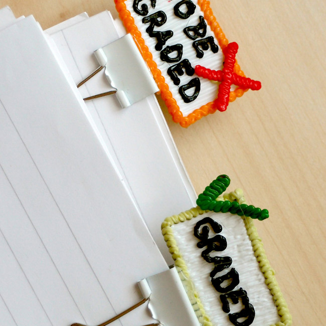Paper Clip Marker