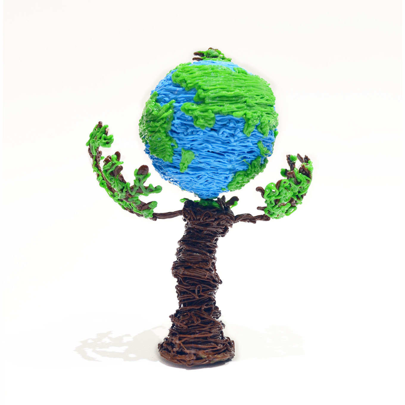 Earth Day Spinning Globe