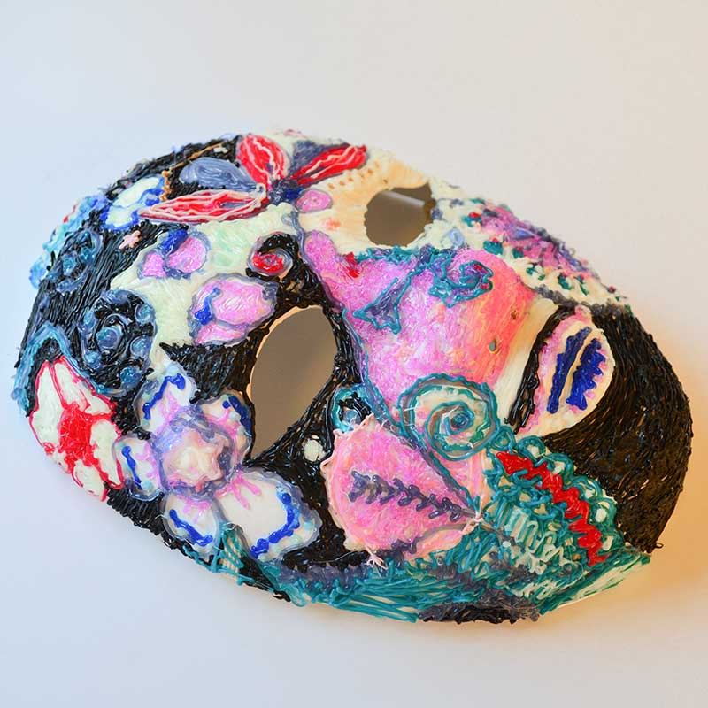 Masquerade Mask 2