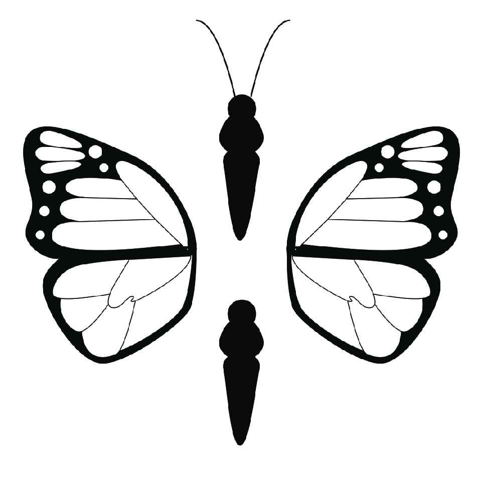 butterfly - 3d pen creation library