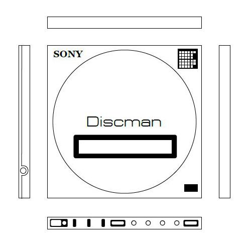 Discman D-50 MkII