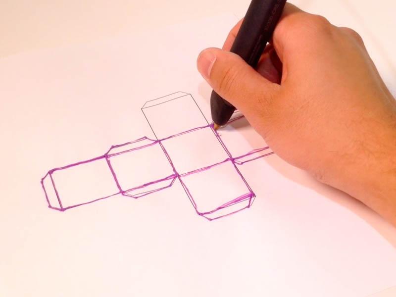Papercraft + 3Doodler!