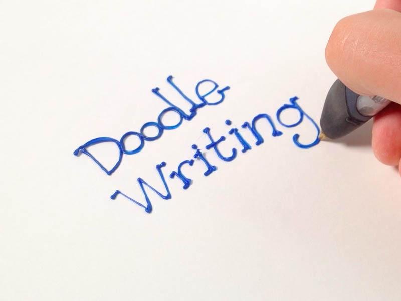Doodle-Writing