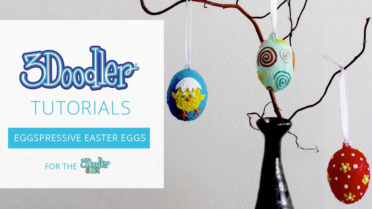 Eggspressive Easter Eggs Tutorial