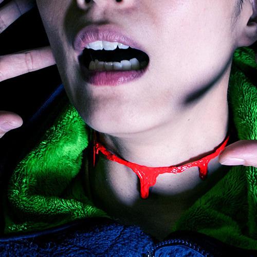 Slit-Throat Choker