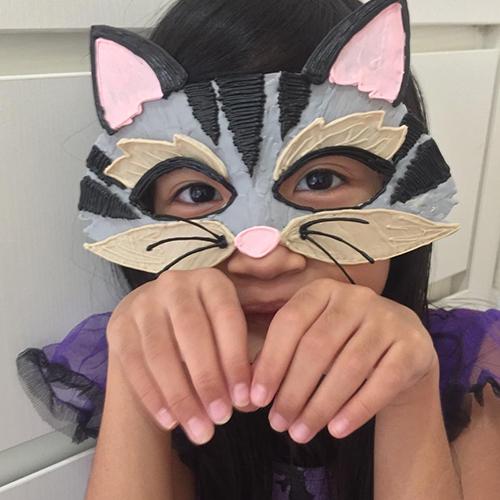 Sassy Cat Mask