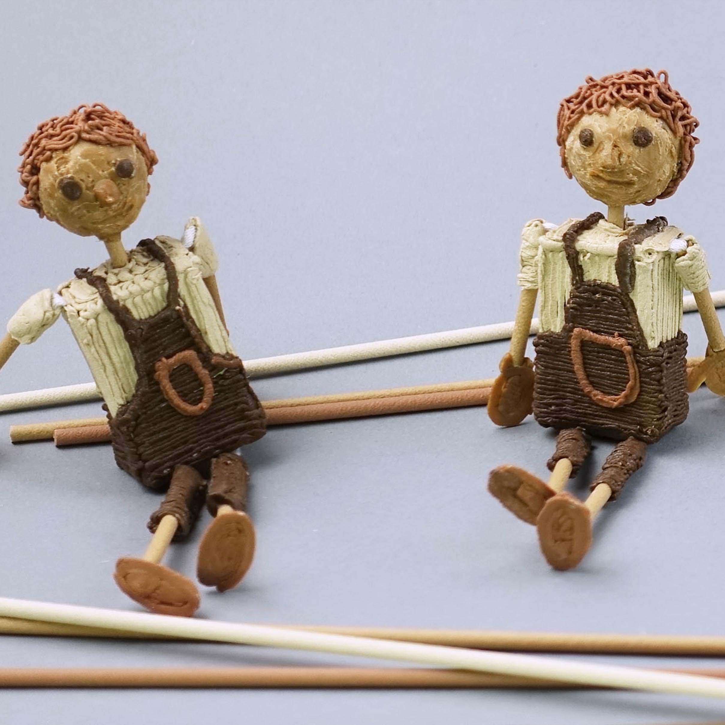 Vintage Puppets