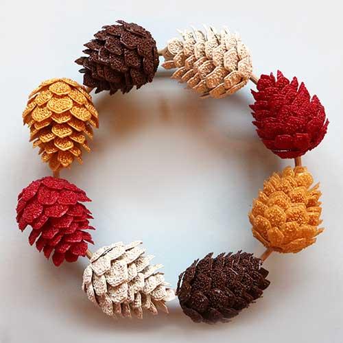 Perfect Pinecones