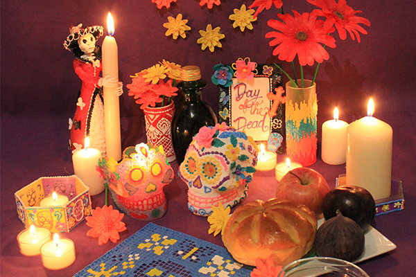 7 Idas for Day of the Dead