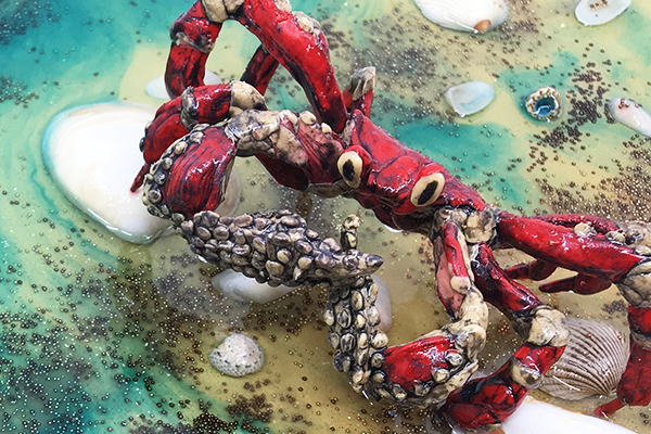 Hooked On Heather's Sea Creatures