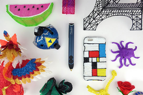 A Power Up for the 3Doodler Community