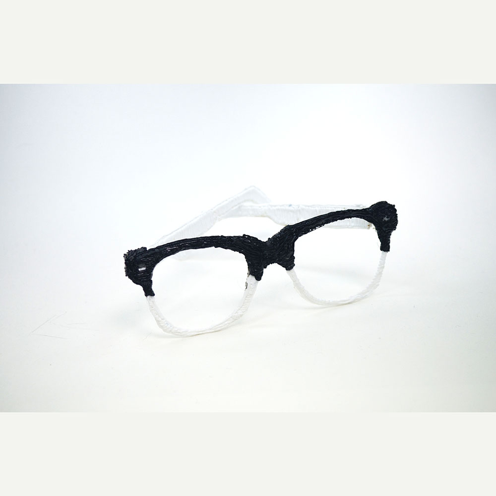 Hipster Glasses 3d Pen Creation Library