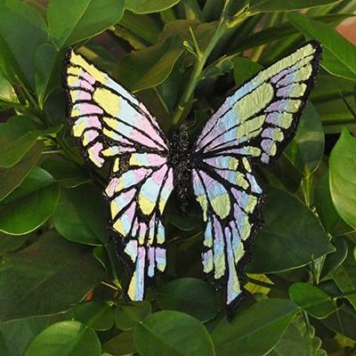 Наклейки Бабочки 3D для интерьера 12 штук в упак.: 60 грн ... | 400x400