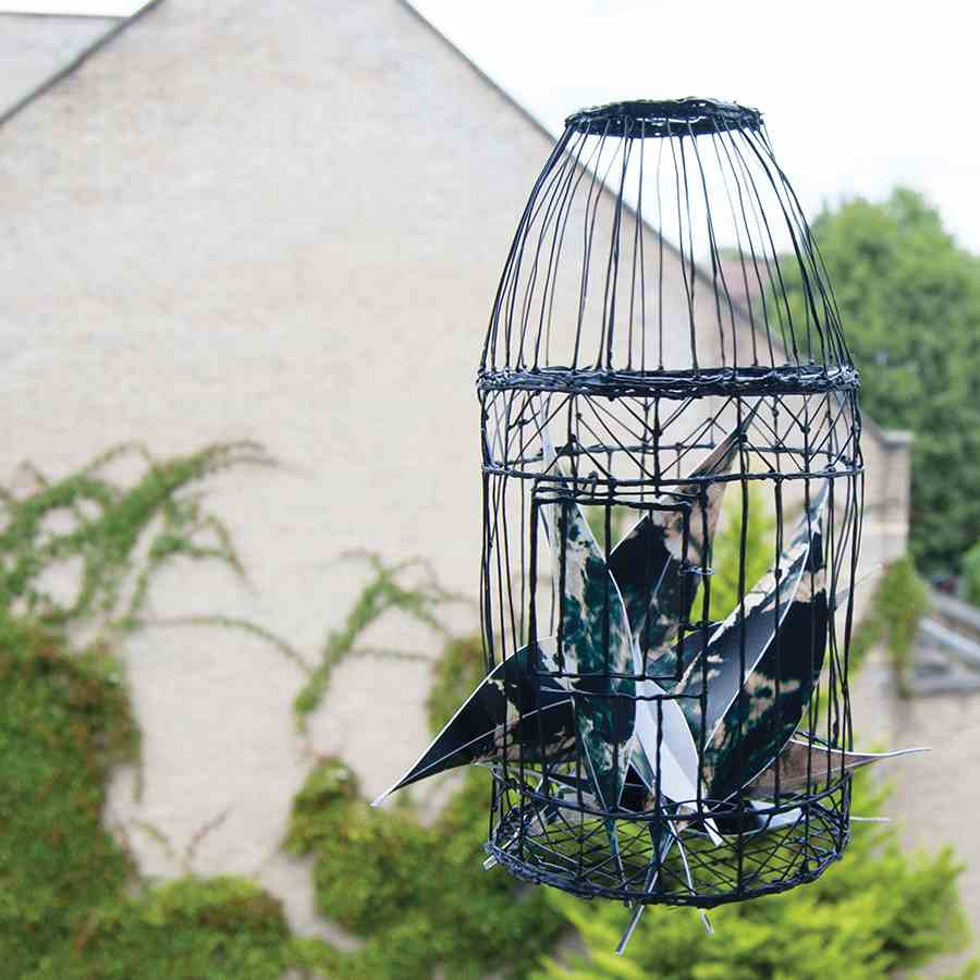 3d Pen Stencils Archive 3doodler Origami Christmas Bird Feeder Diagram Birdcage