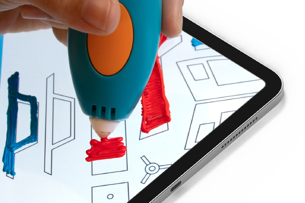An App Exclusively for 3D Pens!