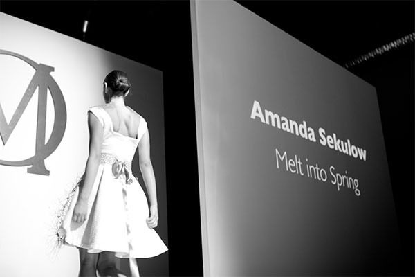 3D Fashion with Amanda Sekulow