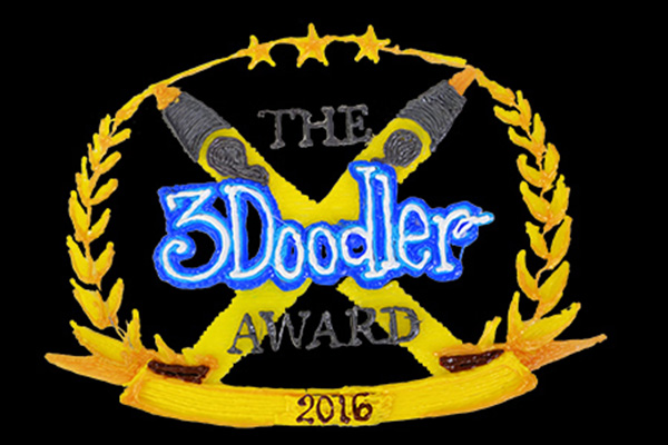 The 2016 3Doodler Awards: Winners