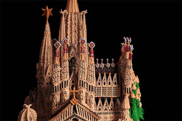 Gaudi's Sagrada Familia with Cornelia Kuglmeier