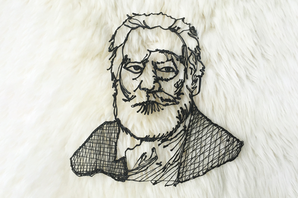 Notable Doodlers: Victor Hugo