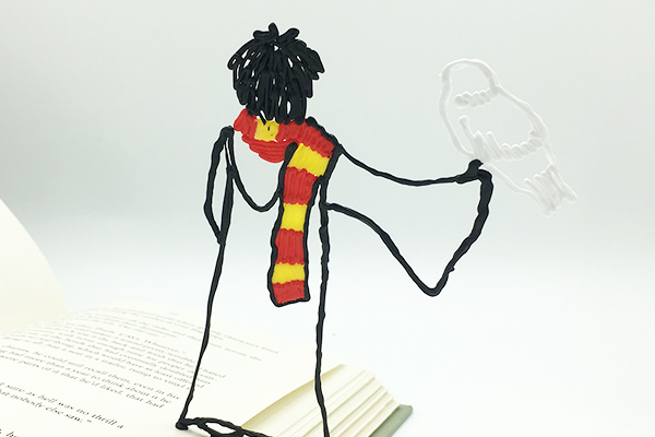Bring the Summer Reading List to Life with 3Doodler