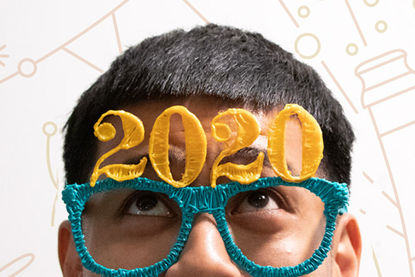 Launch 2020 with Projects for your 3Doodler Pen