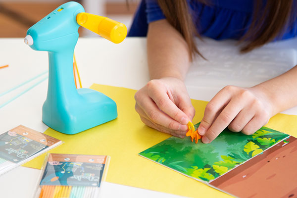 3D Build & Play: New 3D Printing Tool for Ages 4+