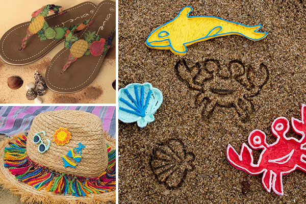 Creativity Shines With Fun Summer Projects