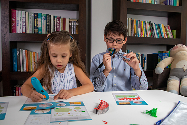 3Doodler Teams Up with DonorsChoose by Funding $100,000 of 3D Learning Projects!