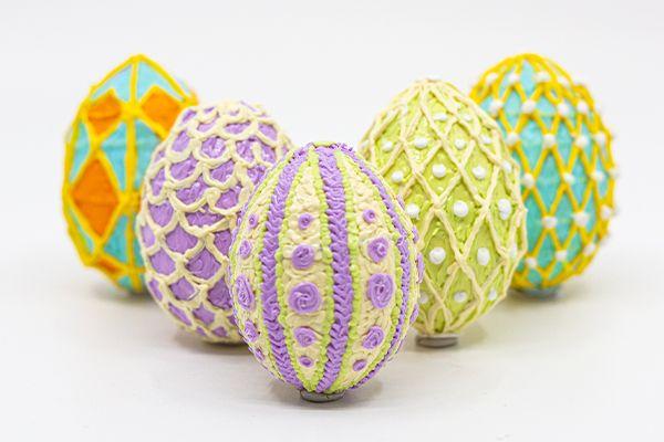 Exploring Fabergé Eggs