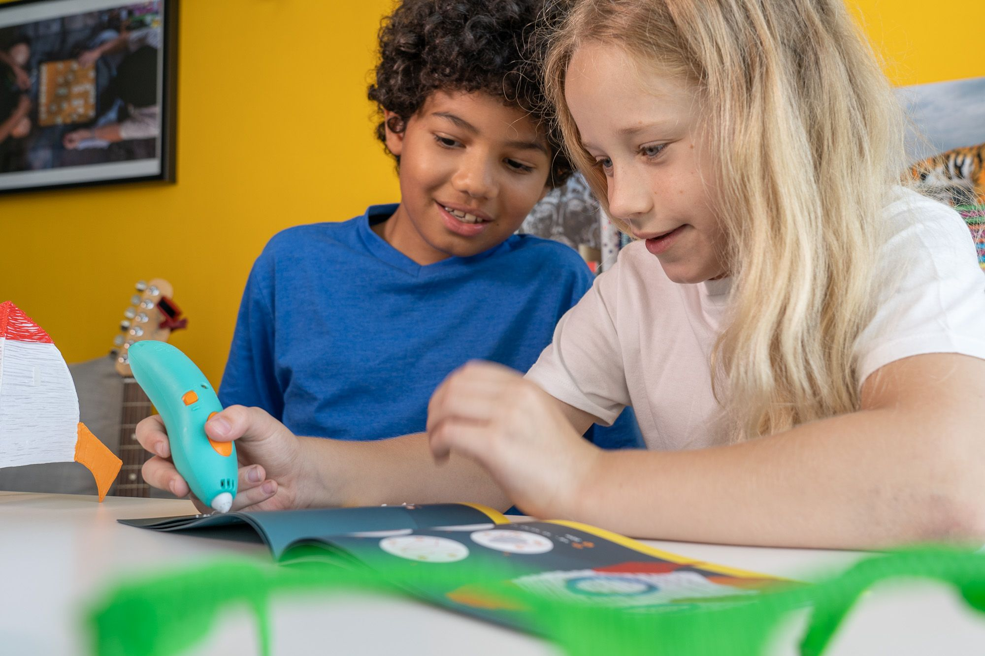 3Doodler Start+ puts kids' creativity in the driver's seat